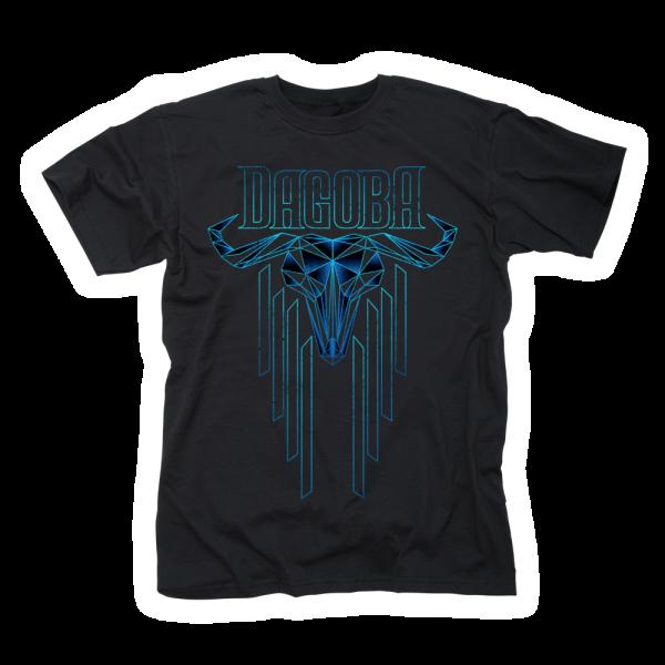 "T-Shirt ""Bull Skull"""