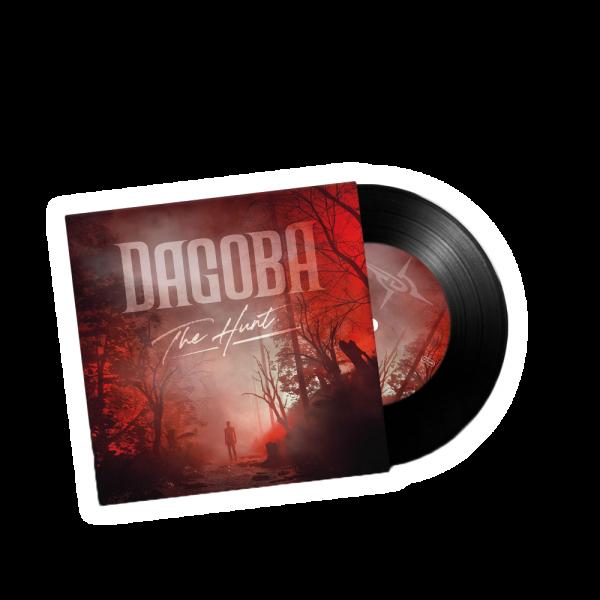 """Dagoba - The Hunt - 7"""" Vinyl"""